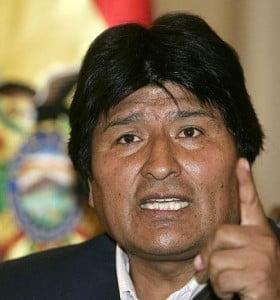 Evo Morales cuestionó a los EEUU por negarse a extraditar a un ex presidente