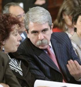 """Para Aníbal Fernández, la marcha """"estuvo preparada por profesionales"""""""