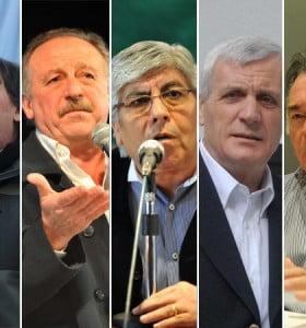 El sindicalismo argentino se prepara para una división sin precedentes