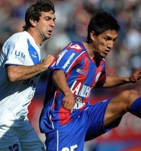 """Con un doblete del """"Chuky"""" Ferreyra, Vélez le ganó a San Lorenzo como visitante"""