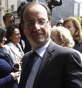 Hollande anunció el ajuste más grande de Francia en 30 años