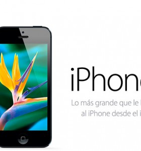 Novedades Apple: Iphone 5, Ipod Touch y Ipod Nano