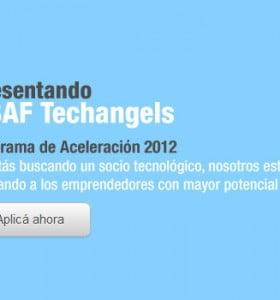 itBAF Techangels invierte en Emprendedores Tecnológicos.