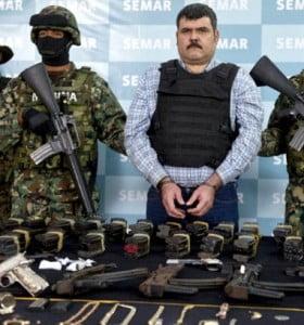 México: capturan al máximo líder del Cártel del Golfo