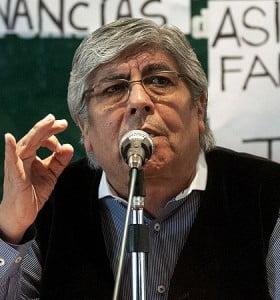 El gremio de Moyano se movilizará junto a la CTA opositora el 11 de octubre