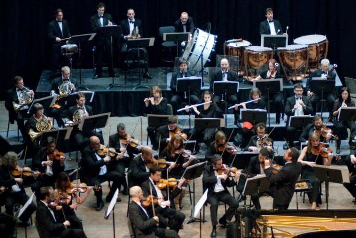 Orquesta Sinfónica Provincial de Bahía Blanca en Concierto