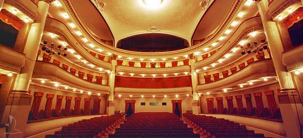 """""""Nuevo Tiempo"""" en el Teatro Municipal"""