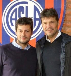 Elecciones en San Lorenzo: la lista de Tinelli se impuso por una abrumadora diferencia