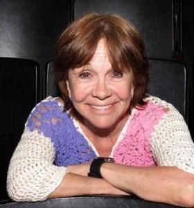 "Virginia Lago compartirá hoy un ""maravilloso"" relato en Bahía Blanca"