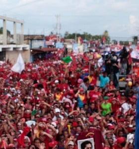 El chavismo se adjudicó la victoria