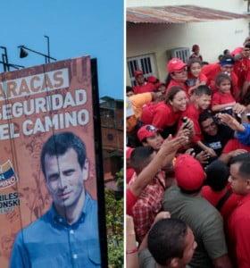 Elecciones en Venezuela: largas filas en la apertura de los centros de votación