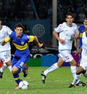 Boca perdio con Belgrano en Córdoba y por ahora la punta del torneo es de Racing