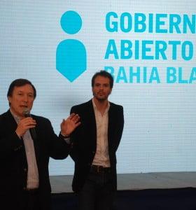 """Presentaron el portal """"Bahía Blanca – Gobierno Abierto"""""""