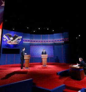 Obama y Romney debatieron cara a cara por primera vez