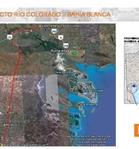 La Provincia destinará 400 millones de dólares para el Acueducto Río Colorado