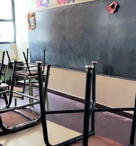 Hoy no habrá clases en las escuelas bonaerenses