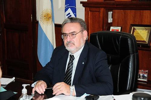 Crapiste fue reelecto como presidente del Consejo Interuniversitario Nacional