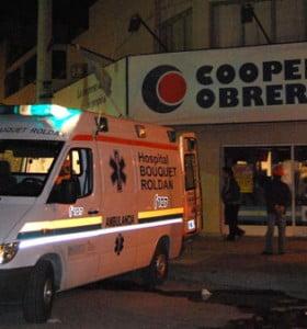 La Cooperativa Obrera de duelo: 2 muertos y al menos 7 desaparecidos en un derrumbre en la sucursal de Neuquén