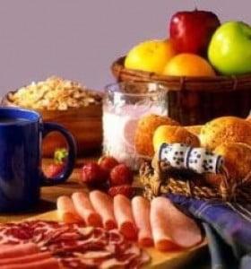 ¡No salgas sin desayunar!