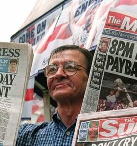 Un nuevo escándalo por escuchas ilegales conmueve a los diarios ingleses