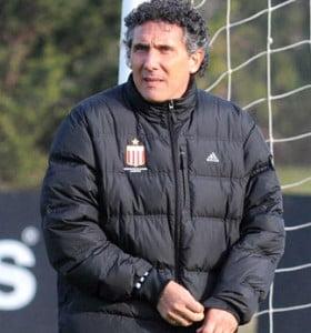Diego Cagna, uno que se postula para llegar a Boca