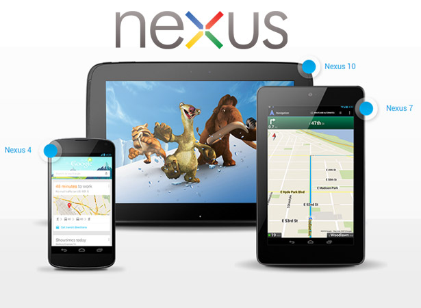 Se agrandó la familia: Google presentó su Nexus 10