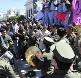 Tras la respuesta del Gobierno, gendarmes llamaron a levantar 50% de los puestos