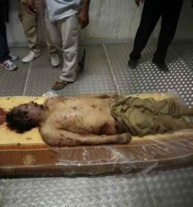 Revelan que un agente secreto francés sería el verdadero ejecutor de Kaddafi