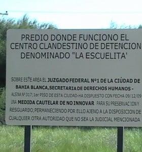 Juzgarán a los guardias del centro clandestino La Escuelita
