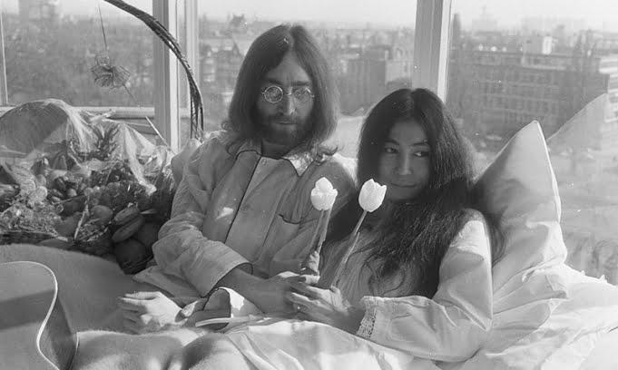 McCartney da a Yoko Ono el mérito de 'Imagine' y la desliga de la separación de los Beatles