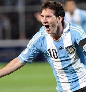 """Messi cumple 75 partidos con la Selección y espera festejarlos """"con un triunfo"""""""