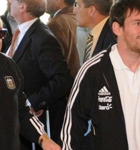 La Selección viaja hacia Chile en busca de un nuevo triunfo en las eliminatorias 2014