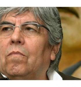 """Moyano: """"Caló no puede ocupar Azopardo"""""""