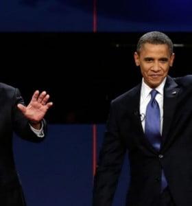 Obama y Romney cancelaron sus actos de campaña por la llegada del huracán Sandy