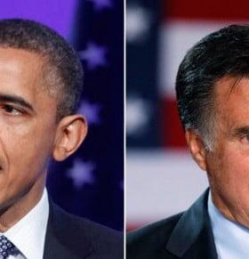 Por primera vez, Obama y Romney debatirán cara a cara