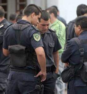 Aumento para la policía: Elevaron el monto de las horas adicionales Polad