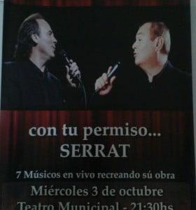 Tributo a Joan Manuel Serrat