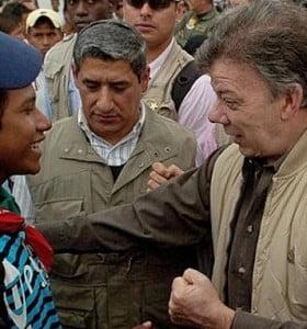 Comienza el diálogo entre las FARC y el gobierno colombiano