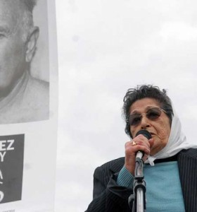 Falleció Sara Derotier de Cobacho, ex secretaria de Derechos humanos bonaerense