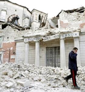 Italia: condenaron a científicos por no prever terremoto