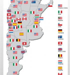 Más de siete millones de hectáreas de la Argentina pertenecen a extranjeros