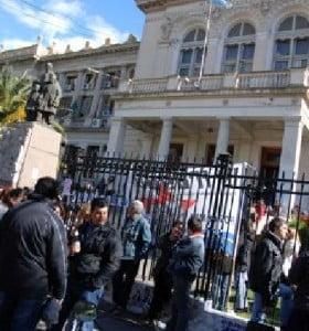 Educación: trabajadores levantaron la toma luego de once días de protesta