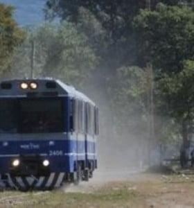 Bahía Blanca podría tener su tren urbano de pasajeros en dos años
