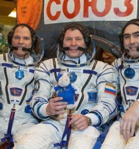 Confirmaron la tripulación rusa que volará a la Estación Espacial Internacional
