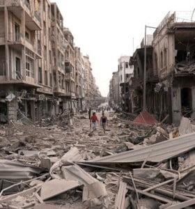 Turquía atacó a Siria en un día en el que hubo atentados y unos 34 muertos