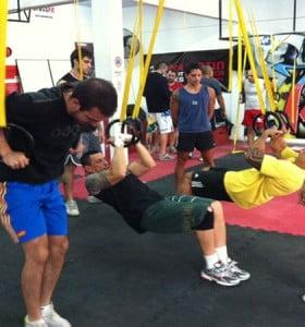 Tendencia: en los gimnasios se entrena menos pero mucho más fuerte