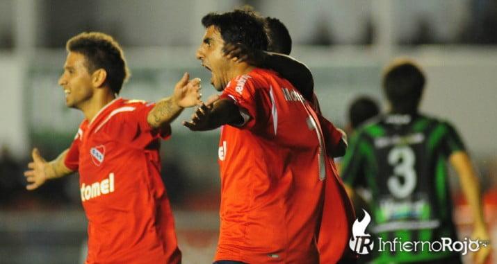 Independiente empató con San Martín en San Juan