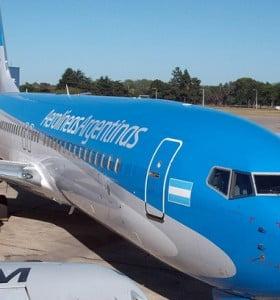 Suben un 20% los precios de los pasajes aéreos de cabotaje