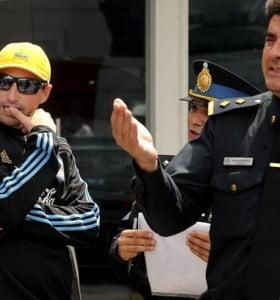 El jefe de la barra brava de Boca admitió haber ingresado al estadio en el Superclásico