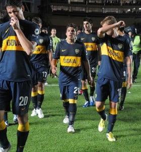 Boca igualó con Colón en Santa Fe y perdió la chance de acercarse